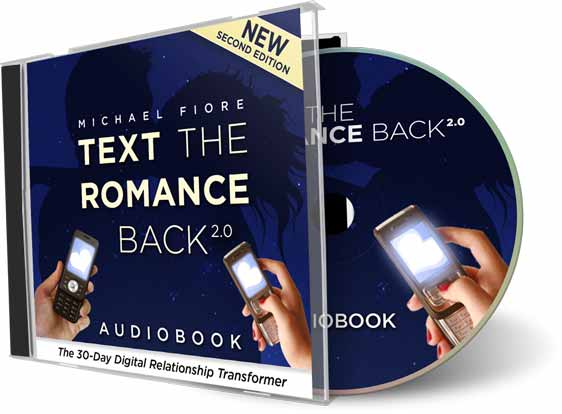 The Text The Romance Back 2.0 Audio Edition